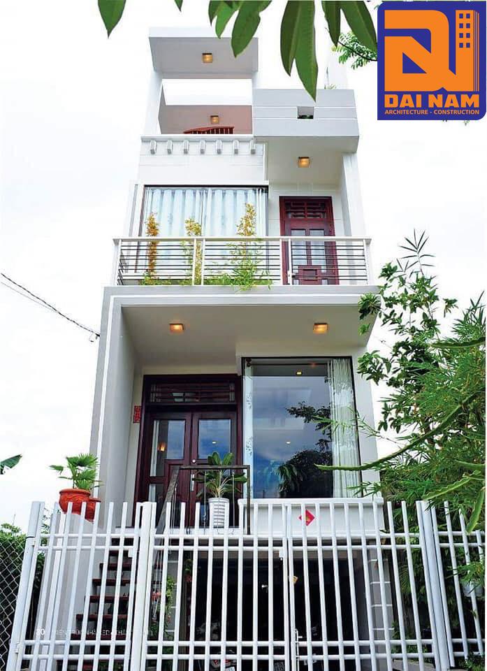 mẫu nhà phố đẹp 2 3 4 tầng
