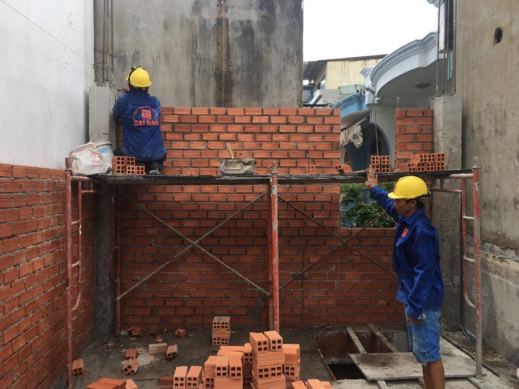 Xây nhà trọn gói quận Gò Vấp