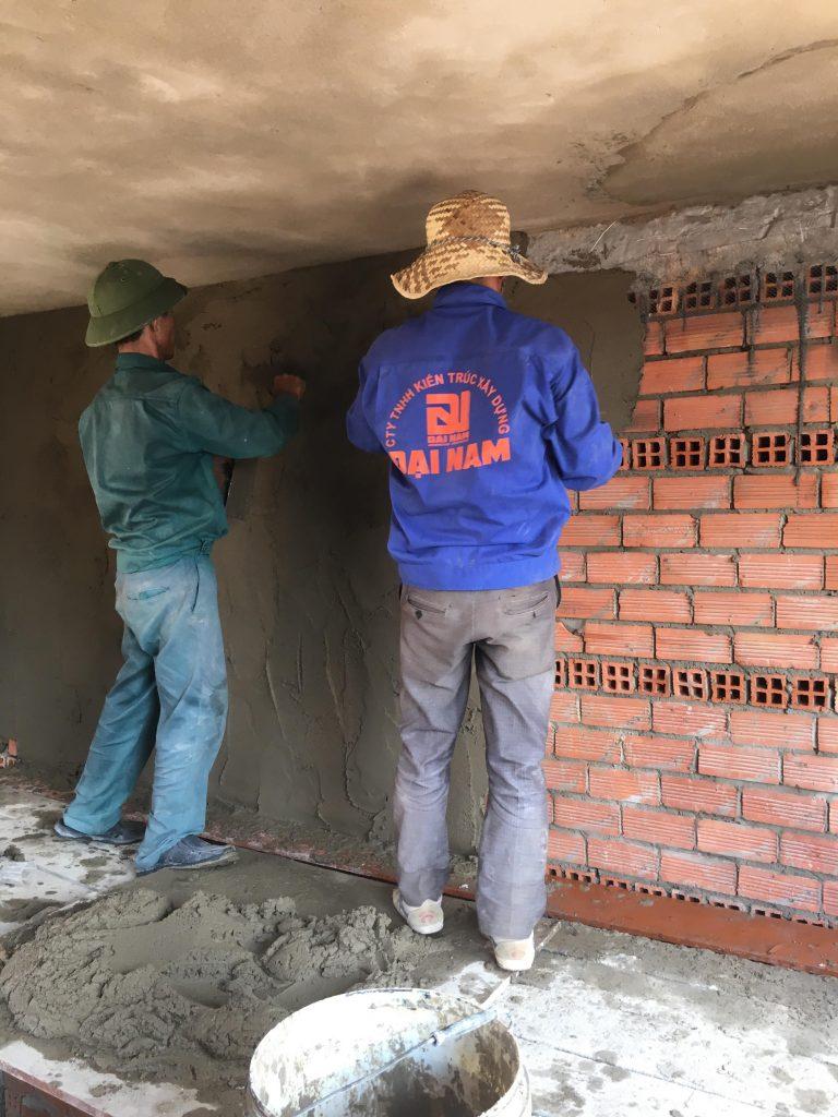 Kỹ thuật tô tường