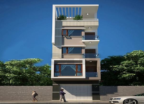 Những mẫu nhà phố đẹp 3 tầng với thiết kế sang trọng