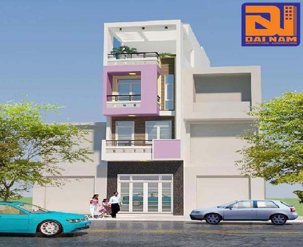 Những mẫu nhà phố đẹp 3 tầng được ưu chuộng nhất 2019