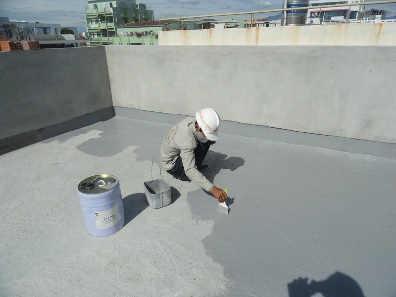 Kỹ thuật chống thấm mái nhà