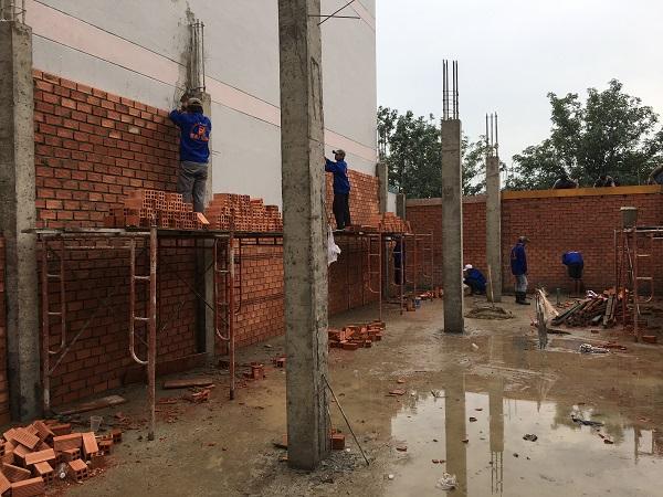 Xây dựng thi công
