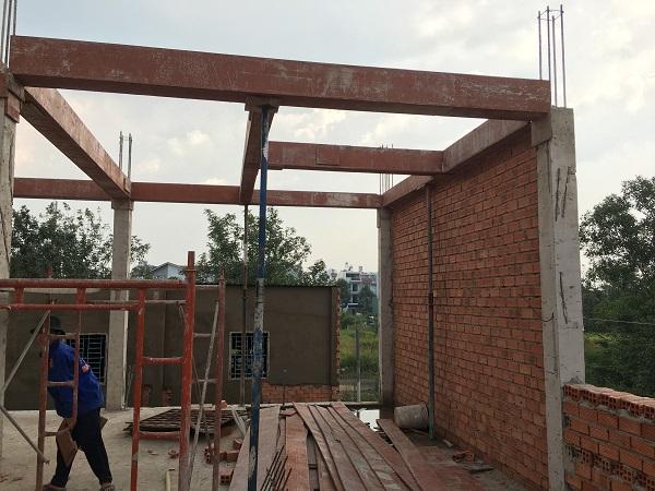 Báo giá xây dựng thi công nhà chi Nương