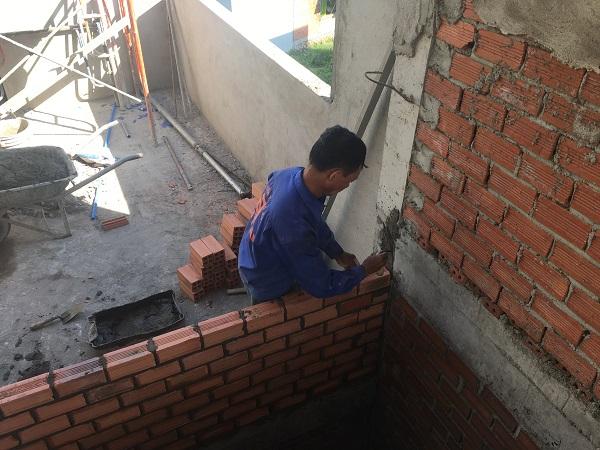 Ví dụ cách tính diện tích m2 xây dựng nhà ở